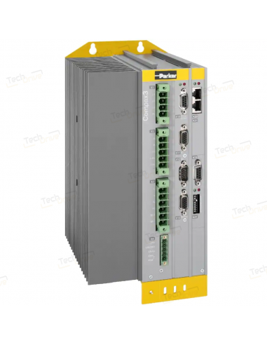 Servovariateur série Compax 3 - 15 A  / 400 Vac Bus Motion HEDA Option STO