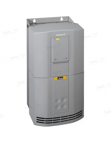 Servovariateur série Compax 3 - 50 A  / 400 Vac Entrée Analogique haute résolution 16 bits