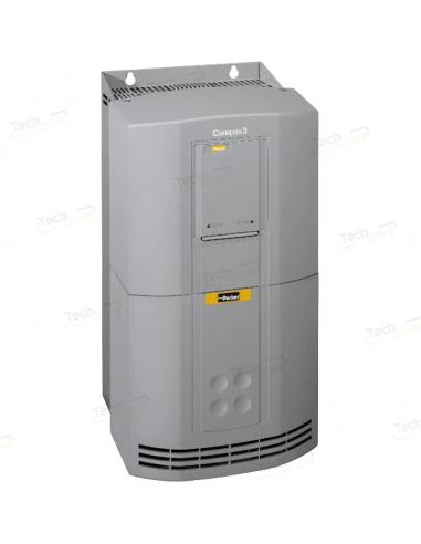Servovariateur série Compax 3 - 50 A  / 400 Vac Extension 12 E/S digitales + Bus Motion HEDA