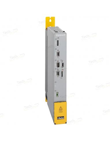 Servovariateur série Compax 3 - 5.0 A / 680 Vdc Extension 12 E/S digitales + Bus Motion HEDAOption STO