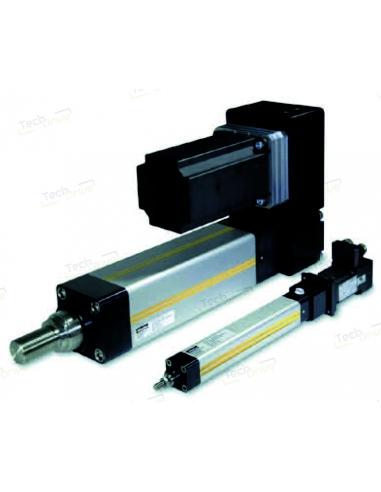 Vérin électrique ETH - Taille ISO 125 pas de vis 20mm/ pas de course  0550 mm - IP54 avec vis galvanisées