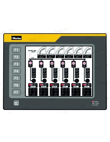 """Terminal opérateur IHM série TS8000 - 5.7"""" TFT QVGA (320x240)"""