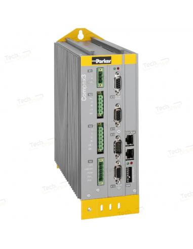 Servovariateur série Compax 3 - 2.5 A / 230 Vac Entrée Analogique haute résolution 16 bits Option STO
